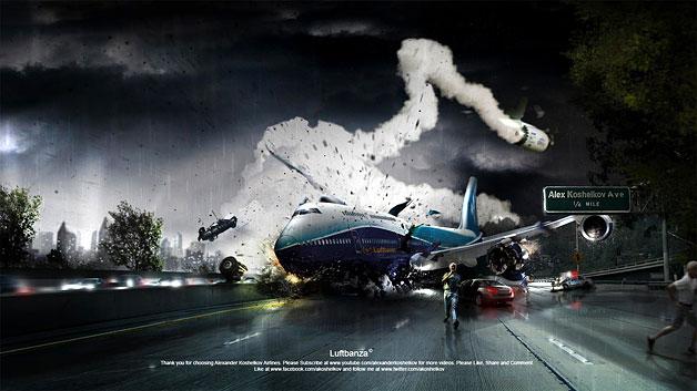 Final Destination Plane Crash